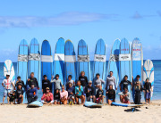 Summer surf camps